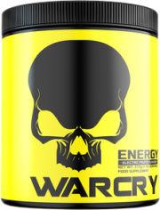 Акция на Предтренировочный комплекс Genius Nutrition Warcry Energy 315 г Электрические фрукты (7350235473029) от Rozetka