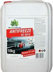 Акция на Охлаждающая жидкость GreenCool GC5010 Красная 10 л (4810737001821) от Rozetka