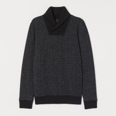 Акция на Пуловер H&M 2805-5498966 S Черный (hm07450960562) от Rozetka