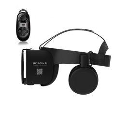 Акция на Bobo VR Z6 очки виртуальной реальности с пультом Черные от Allo UA