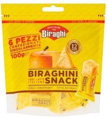 Акция на Сыр GranBiraghi Gran Biraghini Snack 6 X 16,67 гр (WT2577) от Stylus