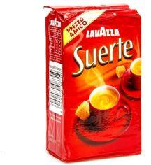 Акция на Suerte Lavazza молотый 250 г (DL17203) от Stylus