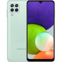 Акция на Смартфон SAMSUNG SM-A225F Galaxy A22 4/128Gb LGG Light green (SM-A225FLGGSEK) от Foxtrot