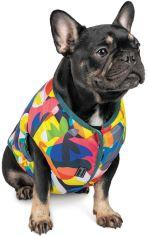 """Акция на Жилет Pet Fashion """"SPRING"""" для собак размер ХXS, принт, Многоцветный (4823082420513) от Rozetka"""