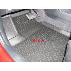Акция на К/с Audi A6 коврики салона в салон на AUDI Ауди A6 (C7) (11-14) полиур. от Allo UA