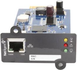 Акция на SNMP-адаптер Powercom NetAgent CY504 1-port для однофазных ИБП Powercom от Rozetka
