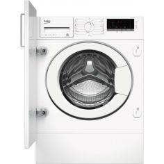 Акция на Встраиваемая стиральная машина BEKO WITV8712X0W от Foxtrot