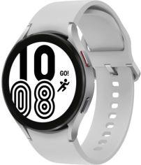 Акция на Samsung Galaxy Watch 4 44mm Silver (SM-R870NZSA) от Stylus