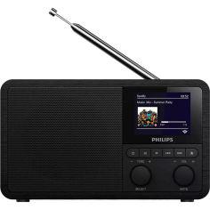 Акция на Часы-радио PHILIPS TAPR802/12 от Foxtrot