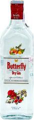 Акция на Джин Bagnoli Butterfly Mediterranean Dry Gin Special Edition 1л 40% (8001412007078) от Rozetka