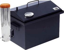 Акция на Коптильня SmokeHouse Kit M Thermo с термометром 400х300х310 мм (SHKMTT) от Rozetka