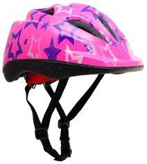 Акция на Шлем Maraton Discovery (Розовый звезды) от Stylus