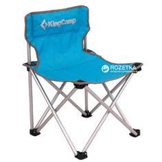Акция на Стул складой KingCamp Compact Chair M Blue (KC3802 blue) от Rozetka