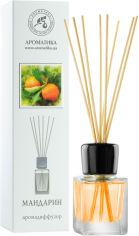 Набор для испарения ароматических смесей Ароматика с натуральными эфирными маслами Мандарин (4820177020573) от Rozetka