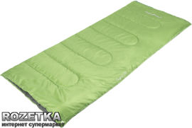 Спальный мешок KingCamp Oxygen Right Green (KS3122 R Green) от Rozetka