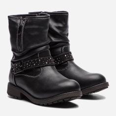Акция на Ботинки Nelli Blu CSAW14-048 2220276780 36 Черные (2220276780101) от Rozetka