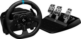 Акция на Logitech G923 Racing Wheel and Pedals for PS4 and Pc (941-000149) от Y.UA