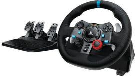 Акция на Logitech G29 Driving Force Racing Wheel (941-000112) от Y.UA