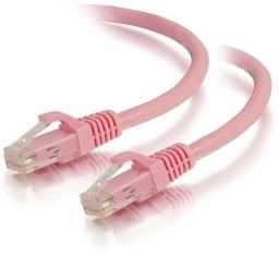 Акция на Патч-корд Cat5e C2G 1.5 м розовый (CG83618) от MOYO