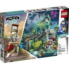 Акция на LEGO Hidden Side Заброшенная тюрьма Ньюберри (70435) от Allo UA