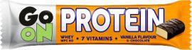 Акция на Go On Nutrition Protein Bar 50 g /1 servings/ Vanilla от Stylus
