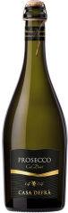 Акция на Игристое вино Casa Defra Prosecco Frizzante Spago белое 0.75 л (WHS8008900005912) от Stylus