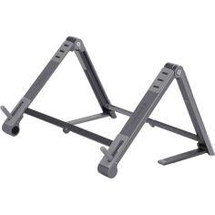 Акция на Подставка для ноутбука, планшета или смартфона Promate Elevate Grey (elevate.grey) от Allo UA