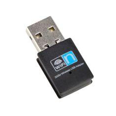 Акция на USB Wi-Fi сетевой адаптер 300Мб 802.11n RTL8192EU, микро от Allo UA