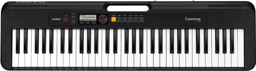 Синтезатор Casio CT-S200 Black (CT-S200BK) от Rozetka