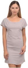 Акция на Ночная рубашка BARWA garments 0147 S Пудровая (2110001471742) от Rozetka