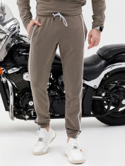 Акция на Спортивные штаны ISSA PLUS SG-12_хаки L Хаки (issa2001605689339) от Rozetka