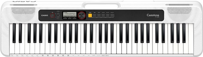 Синтезатор Casio CT-S200 White (CT-S200WE) от Rozetka