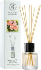 Набор для испарения ароматических смесей Ароматика с натуральными эфирными маслами Розовое дерево (4820177020627) от Rozetka