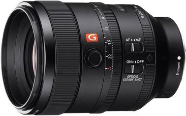 Акция на Sony FE 100mm f/2.8 STF GM OSS (SEL100F28GM.SYX) от Rozetka
