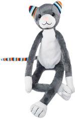 Акция на Мягкая игрушка ночник Zazu Katie Котик (ZA-KATIE-01) от Rozetka