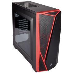 Акция на Корпус CORSAIR Carbide SPEC-04 Windowed Black/Red (CC-9011107-WW) от Allo UA