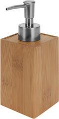 Дозатор для жидкого мыла Bathroom solutions 6.7х17.5 см Коричневый (784300000) от Rozetka