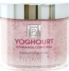 Акция на Скраб для тела Keenwell Thalasso Body Клубничный йогурт 270 мл (8435002102155) от Rozetka