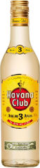 Акция на Ром Havana Club Anejo 3 года выдержки 0.5 л 40% (8501110089319) от Rozetka