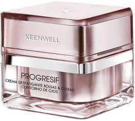 Акция на Крем от темных кругов и мешков под глазами Keenwell Progresif для всех типов кожи 25 мл (8435002102254) от Rozetka