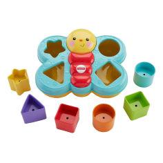 Акция на Сортер Fisher-Price Бабочка (CDC22) от Будинок іграшок