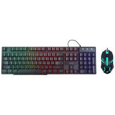 Акция на Комплект (клавиатура и мышь) Ergo MK-510 от Auchan