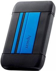 """Акция на Жесткий диск APACER 2.5"""" USB 3.2 AC633 4TB IP55 Blue (AP4TBAC633U-1) от MOYO"""