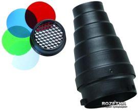 Акция на Тубус Mircopro с сотами и фильтрами SN-303 от Rozetka