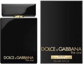 Акция на Парфюмированная вода для мужчин Dolce&Gabbana The One For Men Eau De Parfum Intense 2020 100 мл (ROZ6400210169) от Rozetka