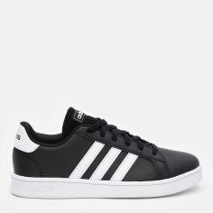 Акция на Кеды детские Adidas Grand Court K EF0102 34 (2) 20.8 см Cblack/Ftwwht/Ftwwht (4061622772467) от Rozetka