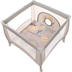 Акция на Детский манеж Baby Design PLAY UP 2020 09 Beige (202346) от Allo UA