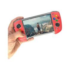 Акция на Игровая приставка (портативная консоль) с 1000 игр, HDMI и поддержкой 2х геймпадов 8gb XPRO PSP 19 от Allo UA