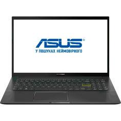 Акция на Ноутбук ASUS VivoBook K513EA-BN1098 Indie Black (90NB0SG1-M16100) от Foxtrot