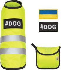 """Акция на Жилет+флис Pet Fashion """"Warm Yellow Vest"""" L (4823082417247) от Rozetka"""